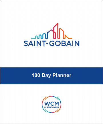 Saint-Gobain 100 Day Planner